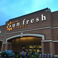 Photo taken at Minyard Sun Fresh Market by PoP O. on 5/7/2015