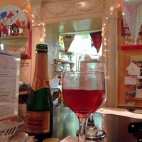Photo taken at Gaulart & Maliclet French Café Fast and French Inc. by Margo M. on 12/5/2014