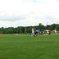 Photo taken at Yankton Trail Park by Tia H. on 8/30/2014
