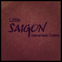 Photo taken at Little SAIGON by 현웅 이. on 1/31/2013