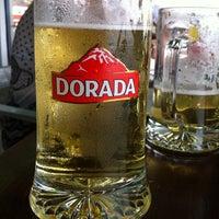 Photo taken at Kiosco Bar Aterure by Joantxo L. on 8/28/2013