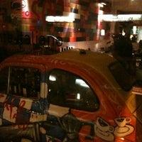 Photo taken at Caffè 500 by Anika v. on 1/12/2012