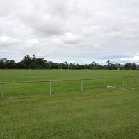 Photo taken at Bill Wakeham park by Brenden B. on 7/13/2012