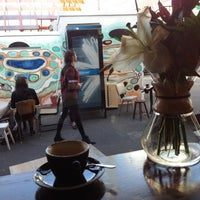 Photo taken at Memphis Belle Coffee House by paddy M. on 4/30/2012