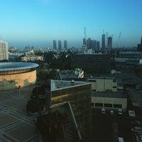 Photo taken at Crown Plaza City Center by Santiago J. on 12/29/2014