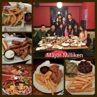 Photo taken at Major Milliken Pub House by Bonnie E. on 5/15/2014