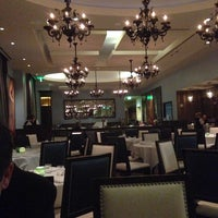 Photo taken at Morels French Steakhouse & Bistro by Liz E. on 11/15/2013