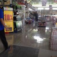 Photo taken at Depo Bagus Bangunan by komang w. on 4/13/2014