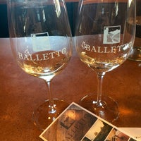 Photo taken at Balletto Vineyards & Winery by Lucyan on 4/16/2016