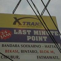 Photo taken at X-Trans by Bambang H. on 10/28/2012