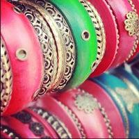 The Anarkali Bazaar
