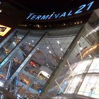 Photo taken at Terminal 21 by Bank T. on 7/24/2013