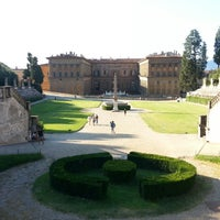 Photo taken at Giardino di Boboli by Nuno Rafael R. on 8/31/2013