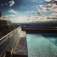 Photo taken at Radisson Blu Gautrain Hotel by Jon Jon S. on 2/1/2013