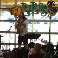Photo taken at Lulu's at Homeport by Evelyn T. on 4/18/2013