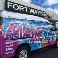 Photo taken at Fort Wayne Kia by Dave B. G. on 9/19/2015
