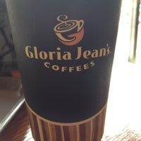 Photo taken at Gloria Jean's Coffees by M C. on 9/15/2012
