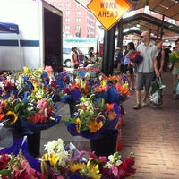 Photo taken at St. Paul Farmers' Market by David R. on 7/14/2013