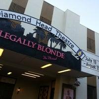 Photo taken at Diamond Head Theatre by Alex G. on 7/20/2013