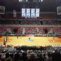 Photo taken at Roberto Clemente Coliseum by Washu Z. on 5/23/2013