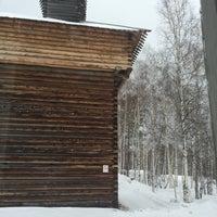 Photo taken at Тальцы by Дмитрий Р. on 3/17/2016
