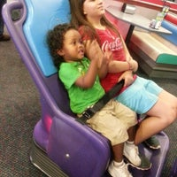 Photo taken at Chuck E. Cheese's by Olivia R. on 10/5/2013