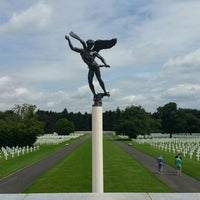 Photo taken at Henri-Chapelle American Cemetery and Memorial by Jaspert L. on 7/17/2016