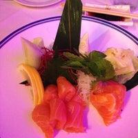 Photo taken at Kiku Sushi by Fernanda F. on 10/9/2014