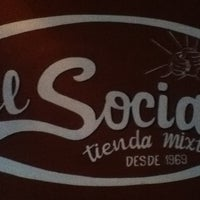 Photo taken at El Social by Sebastian P. on 10/19/2012