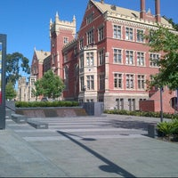 Photo taken at University of Adelaide by Samantha O. on 12/9/2012