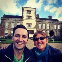 Photo taken at Canons Ashby House by Thom M. on 10/18/2016