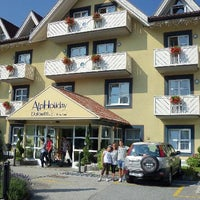 Photo taken at Alp Holiday Dolomiti by IDEATURISMO on 7/29/2013