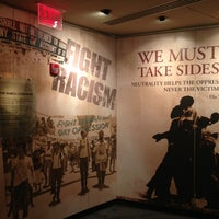 Photo taken at Civil Rights Memorial Center (SPLC) by Dorothy F. on 4/3/2013