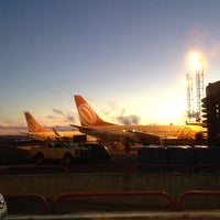 Photo taken at Brasília Presidente Juscelino Kubitschek International Airport (BSB) by rpecci P. on 6/6/2013