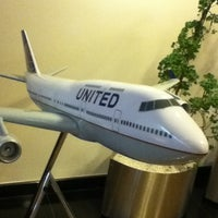 Photo taken at United Club by rpecci P. on 1/26/2013