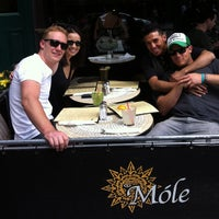 Photo taken at Mole Restaurante Mexicano & Tequileria by Cesar A. on 6/15/2013