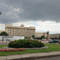 Photo taken at Московская площадь by 最初のプロファイル on 7/11/2013