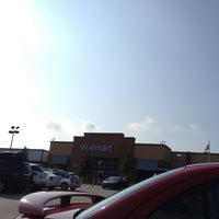 Photo taken at Walmart by Elizabeth B. on 8/29/2013