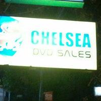 Photo taken at Chelsea DVD by Winda N. on 10/12/2013
