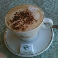 Photo taken at Italian Coffee Company by L R C. on 3/7/2014