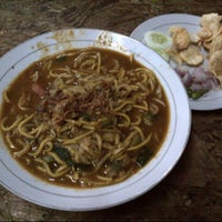 Photo taken at Mie Aceh Pidie 2000 by donna i. on 10/30/2013