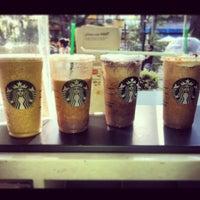 Photo taken at Starbucks by Francisco L. on 1/10/2013