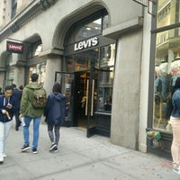 Photo taken at Levi's Store by Ventrice L. on 5/19/2016