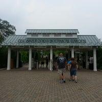 Photo taken at Cincinnati Zoo & Botanical Garden by Kelly C. on 6/8/2013