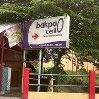 Photo taken at Bakpao Telo Pandaan by vivi agil p. on 6/5/2013