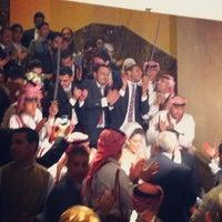 Photo taken at Sheraton Amman Al Nabil Hotel by Dimitris C. on 6/14/2013
