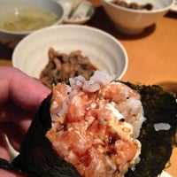 Photo taken at Sushi Koba by Hugo L. on 7/4/2013
