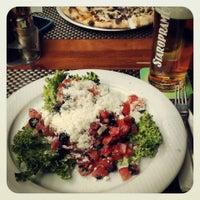Photo taken at Pizzerie Mediterane by Veronika Z. on 5/31/2013