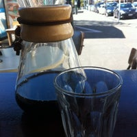 Photo taken at Memphis Belle Coffee House by Nezz on 9/21/2012