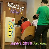 Photo taken at OCBC Bank by Liew TC on 6/1/2015